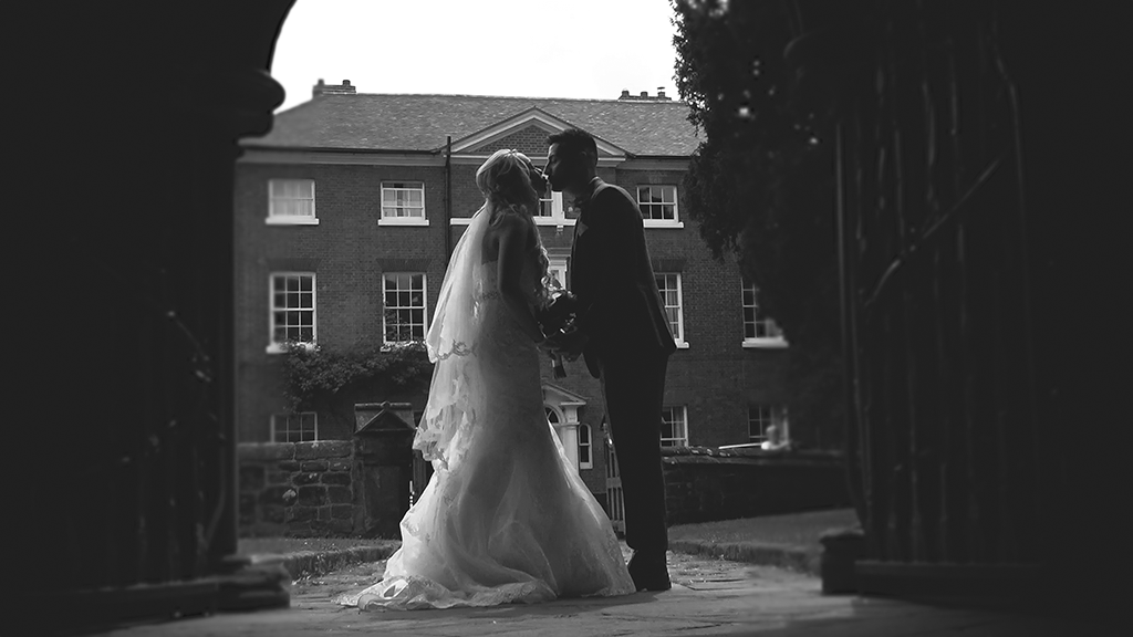 Always & Forever Wedding Videography Haughton Hall